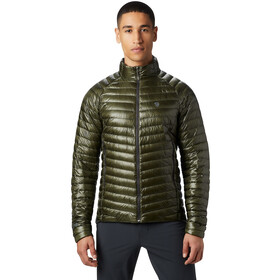 Mountain Hardwear Ghost Whisperer/2 Veste Homme, dark army